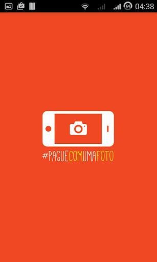 Pague com uma foto