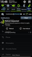 Screenshot of Wanam Xposed
