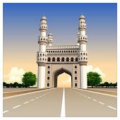 Charminar(Hyderabad)