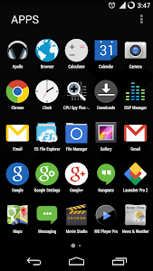 The Marshmallow Launcher Pro unlocker v1.1