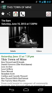 Westben Arts Festival Theatre - screenshot thumbnail