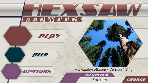 HexSaw - Redwoods