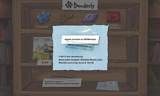 Dunderly- screenshot thumbnail