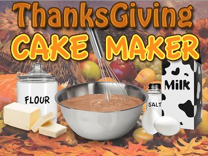Thanksgiving-Cake-Maker 8