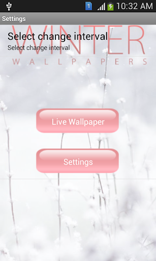【免費個人化App】Winter Live Wallpaper-APP點子