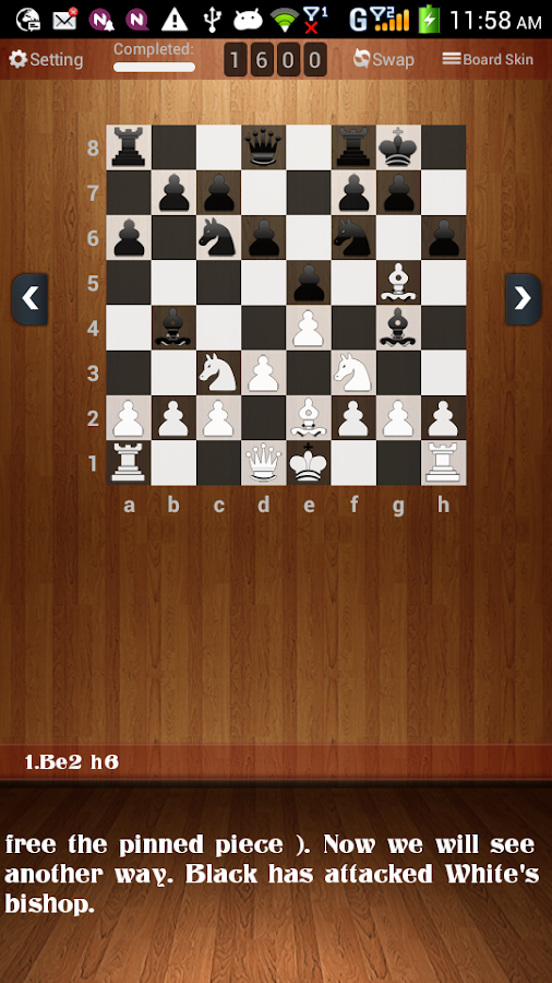 MetroChess Phone Edition - screenshot