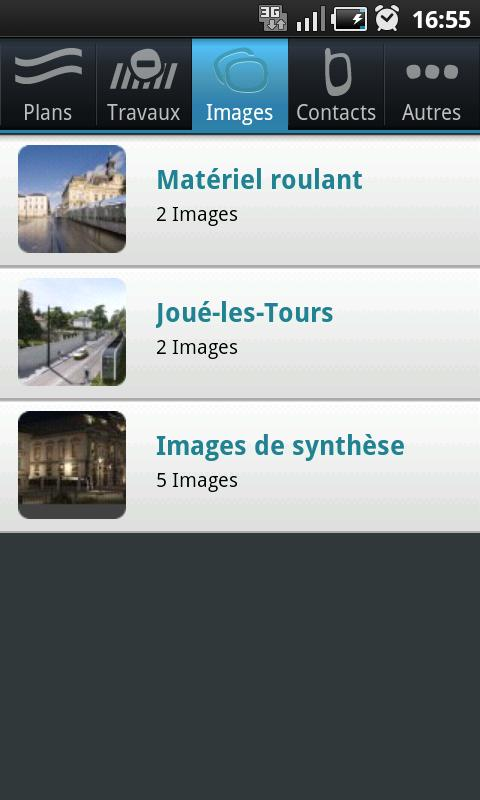 TramTours - screenshot