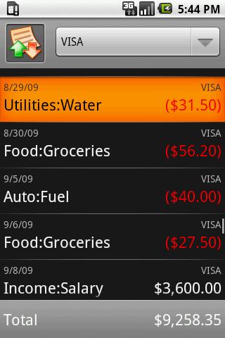 Cashew - screenshot