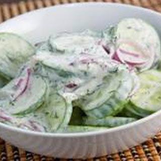 Cool Cucumber Crunch.