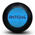 Antique Blue Icon Theme