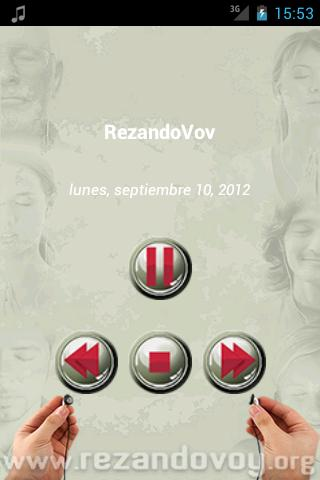 RezandoVoy- screenshot