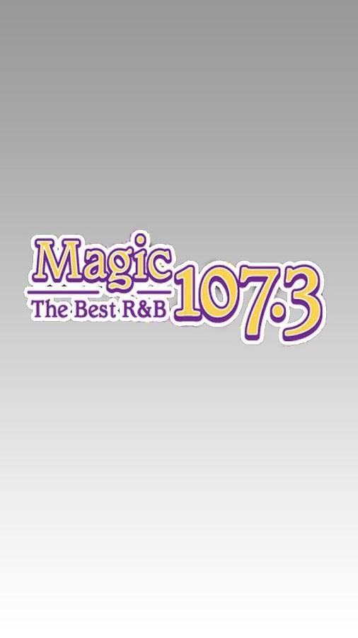 Magic 107.3 - screenshot