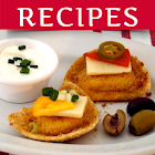 Appetizer Recipes! icon