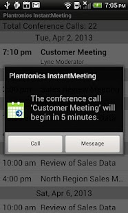 InstantMeeting - screenshot thumbnail