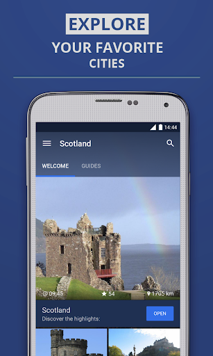 Scotland Premium Guide