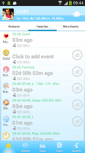Baby Care Plus - screenshot thumbnail