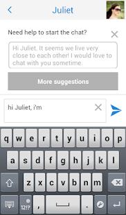 Meet-me - Networking, Dating- screenshot thumbnail