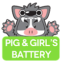 Pig & Girl's Battery - PigBond icon