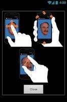 Screenshot of ShapeShot 3D Face Viewer