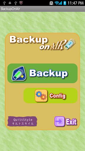 BackupOnAir