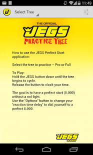 JEGS Perfect Start - screenshot thumbnail