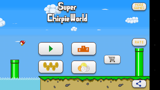 Super Chirpie World