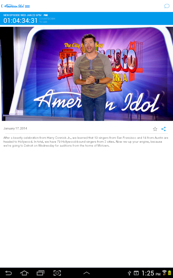 American Idol - screenshot