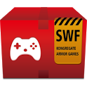 SWIFT Player, A Flash player icon