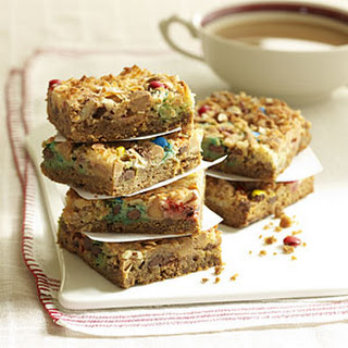 Mrs. Claus's Dream Bars