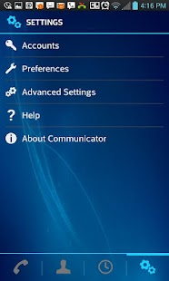 iCore Communicator for Phones - screenshot thumbnail