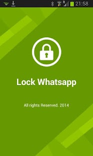 Lock Whatsapp PRO - screenshot thumbnail