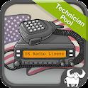 US Radio License - Technician icon
