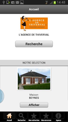 Agence de Thiverval