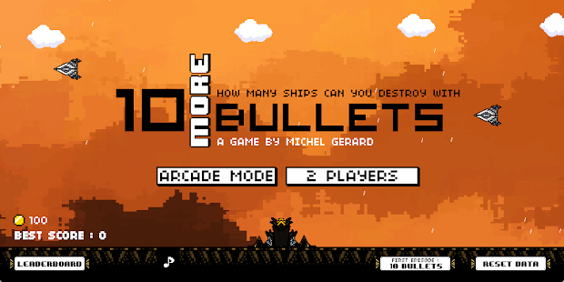 10 More Bullets- screenshot thumbnail