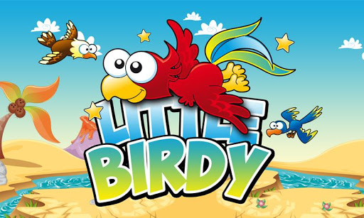 Little Birdy - Angry Escape