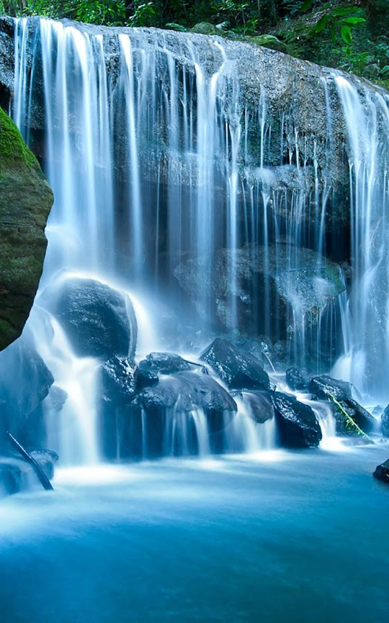 3d waterfall live wallpaper for pc free download