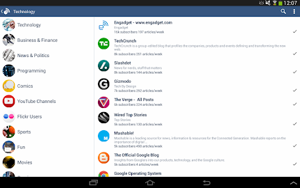 Inoreader - RSS & News Reader Screenshot 8
