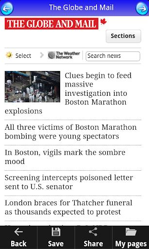【免費新聞App】News of America-APP點子