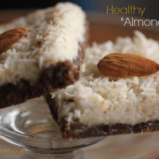 """Almond Joy"" Bars {Revised} (sugar free with allergy options)"