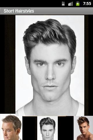 Hairstyles For Men Book Pro - Android Apps on Google Play
