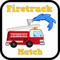Fire Truck Game For Kids icon