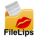 FileLips - File Manager icon