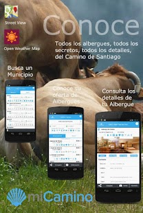 my Camino de Santiago Mobile- screenshot thumbnail