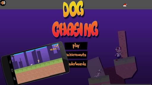Dog Chasing
