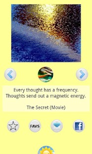 Secret Spiritual Quotes - screenshot thumbnail