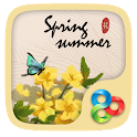 SpringSummer GO Launcher Theme icon