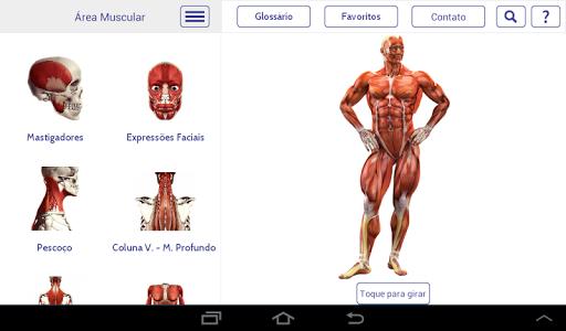 Atlas do Exercício Tablet