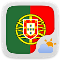 Portugal Language GOWeatherEX icon