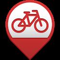 Lyon VeloV (bikes) icon