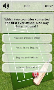 Cricket Quiz - Trivia- screenshot thumbnail